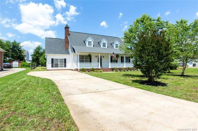 3638 Farm Lake Drive SW, Concord, NC 28027 (#3627047) :: Mossy Oak Properties Land and Luxury