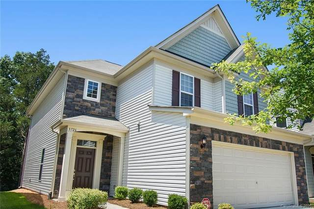 3726 Park South Station Boulevard, Charlotte, NC 28210 (#3627070) :: Stephen Cooley Real Estate Group