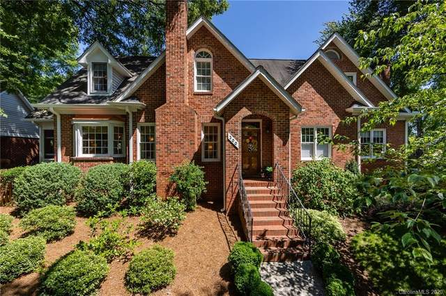 300 N Laurel Avenue, Charlotte, NC 28204 (#3627092) :: High Performance Real Estate Advisors