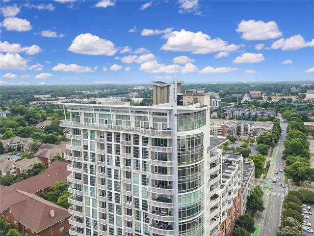 505 E 6th Street #905, Charlotte, NC 28202 (#3627095) :: Stephen Cooley Real Estate Group