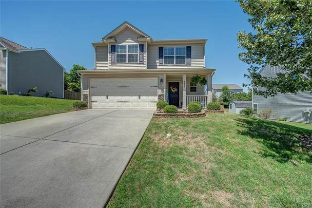 5033 Broad Leaf Court, Dallas, NC 28034 (#3627120) :: Zanthia Hastings Team