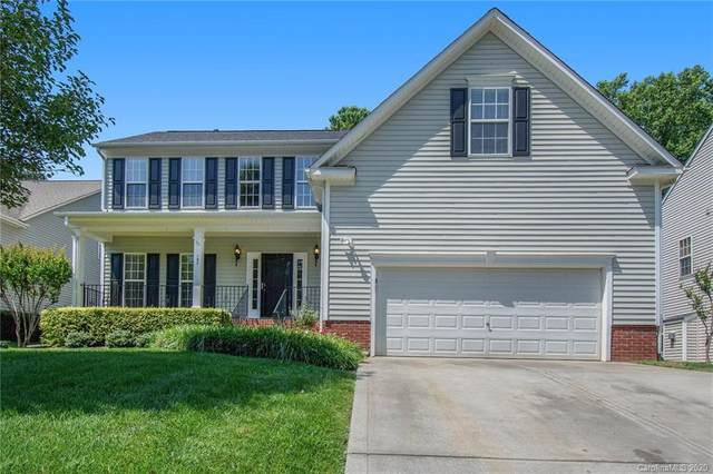 137 Winterbell Drive, Mooresville, NC 28115 (#3627205) :: The Sarver Group