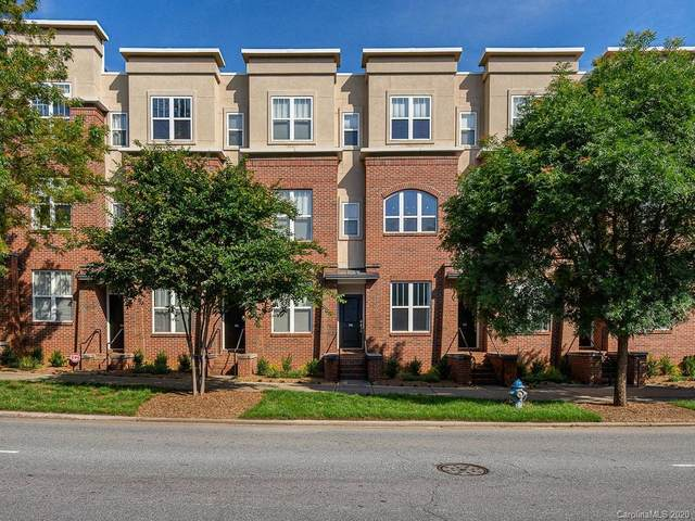 1302 Kenilworth Avenue #114, Charlotte, NC 28203 (#3627214) :: Homes Charlotte