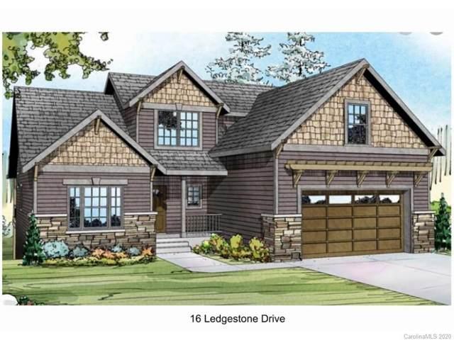 16 Ledgestone Drive, Fairview, NC 28730 (#3627246) :: Premier Realty NC