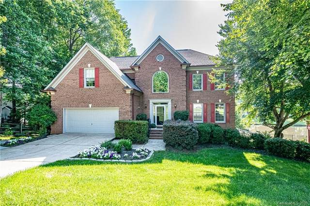 15409 Northstone Drive, Huntersville, NC 28078 (#3627247) :: MartinGroup Properties