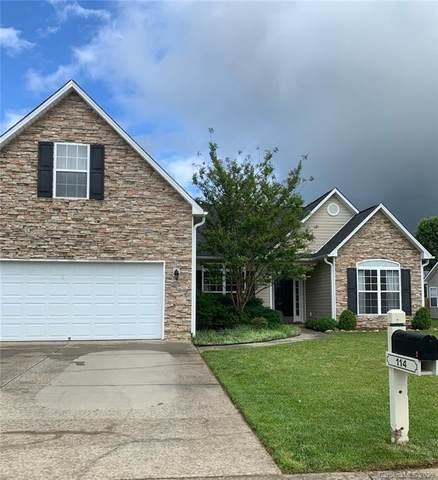 114 W Hiawassee Road, Fletcher, NC 28732 (#3627336) :: Besecker Homes Team