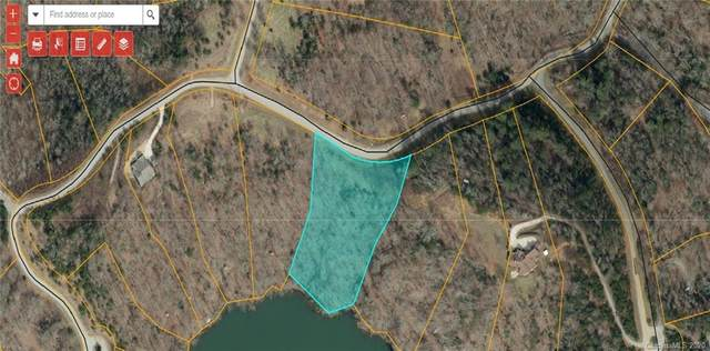 Lot #24 Mountain Parkway #24, Mill Spring, NC 28756 (#3627383) :: MartinGroup Properties