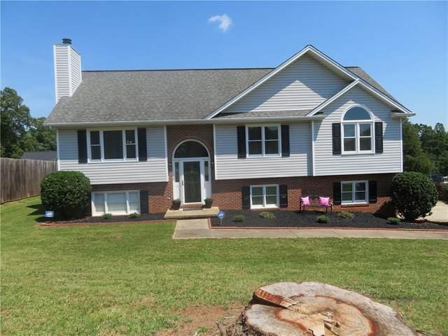 616 33rd Street Place NE, Conover, NC 28613 (#3627400) :: Homes Charlotte