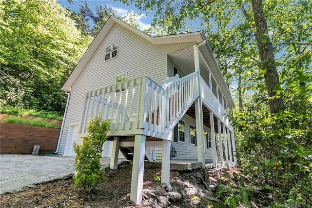 46 Surrey Run, Asheville, NC 28803 (#3627410) :: Caulder Realty and Land Co.