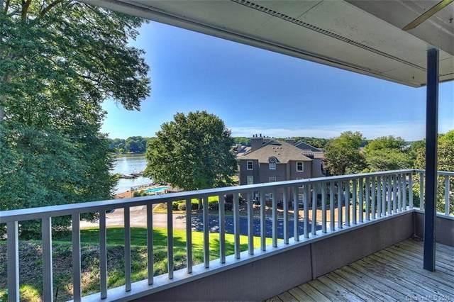 9717 Emerald Point Drive #4, Charlotte, NC 28278 (#3627415) :: Robert Greene Real Estate, Inc.