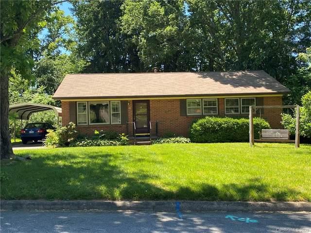 45 Pleasant Ridge Drive, Asheville, NC 28805 (#3627449) :: Caulder Realty and Land Co.