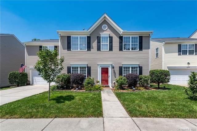 12824 Coral Sunrise Drive, Huntersville, NC 28078 (#3627459) :: Besecker Homes Team