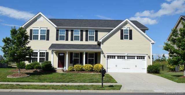 2015 Clover Hill Road, Indian Trail, NC 28079 (#3627474) :: Stephen Cooley Real Estate Group