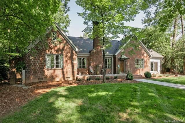 2034 Sharon Lane, Charlotte, NC 28211 (#3627507) :: Homes Charlotte