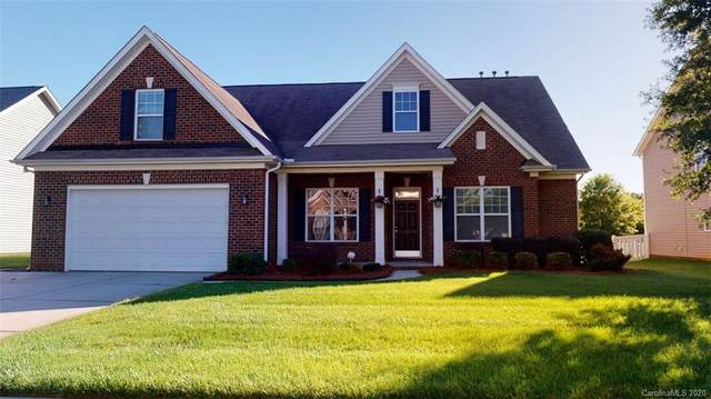 2011 Apogee Drive, Indian Trail, NC 28079 (#3627520) :: Charlotte Home Experts