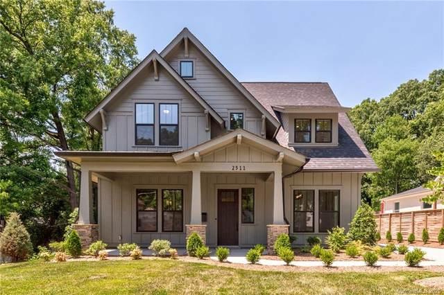 2511 Pinckney Avenue, Charlotte, NC 28205 (#3627522) :: MartinGroup Properties