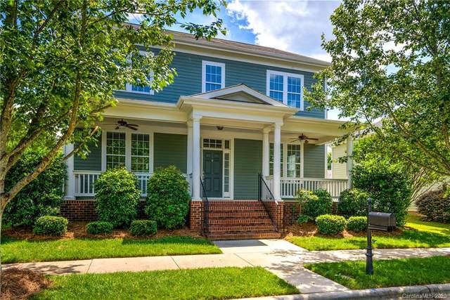 14227 Holly Springs Drive, Huntersville, NC 28078 (#3627531) :: Besecker Homes Team