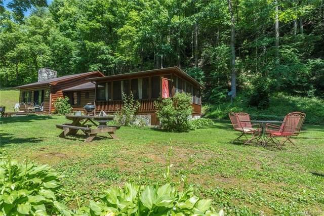 726 Locust Cove Road Na, Marion, NC 28752 (#3627533) :: High Performance Real Estate Advisors