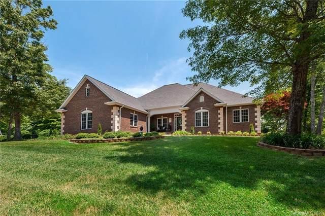 462 Marterdan Ridge, Marion, NC 28752 (#3627553) :: BluAxis Realty