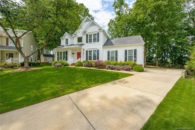 17000 Shady Glen Drive, Cornelius, NC 28031 (#3627556) :: Besecker Homes Team