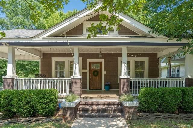 1701 Allen Street, Charlotte, NC 28205 (#3627577) :: Carlyle Properties