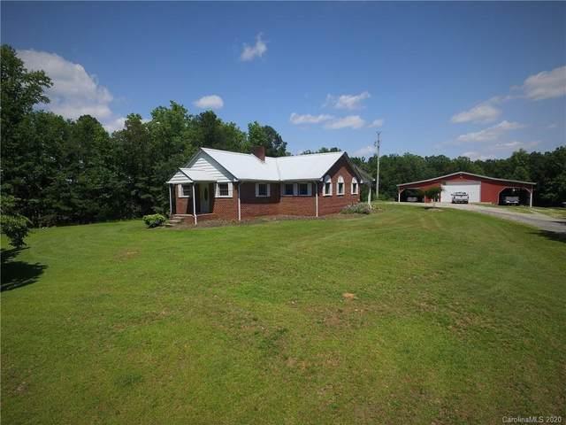 308 Allen Pond Road, Wadesboro, NC 28170 (#3627606) :: Exit Realty Vistas