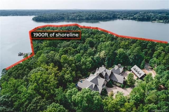 9235 Sweetleaf Place, Charlotte, NC 28278 (#3627617) :: MartinGroup Properties