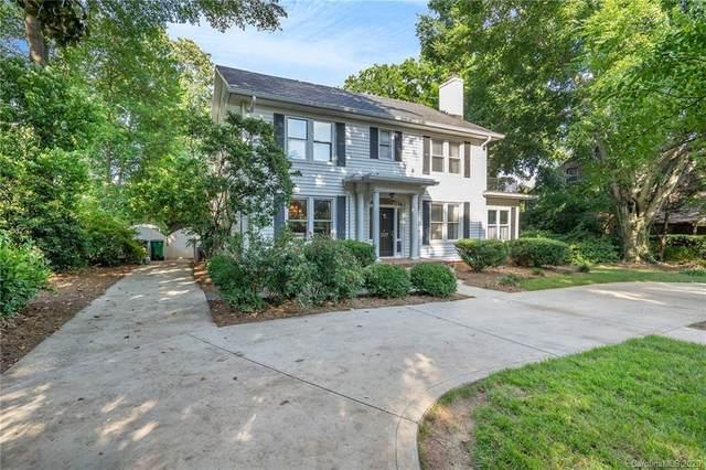 1317 Providence Road, Charlotte, NC 28207 (#3627625) :: High Performance Real Estate Advisors