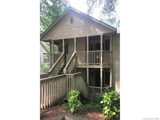160 Whitney Boulevard #8, Lake Lure, NC 28746 (#3627649) :: MartinGroup Properties