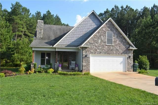 170 Village Lane, Salisbury, NC 28146 (#3627652) :: MartinGroup Properties