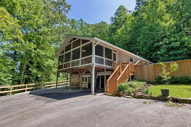 3205 Old Ccc Road, Hendersonville, NC 28739 (MLS #3627667) :: RE/MAX Journey