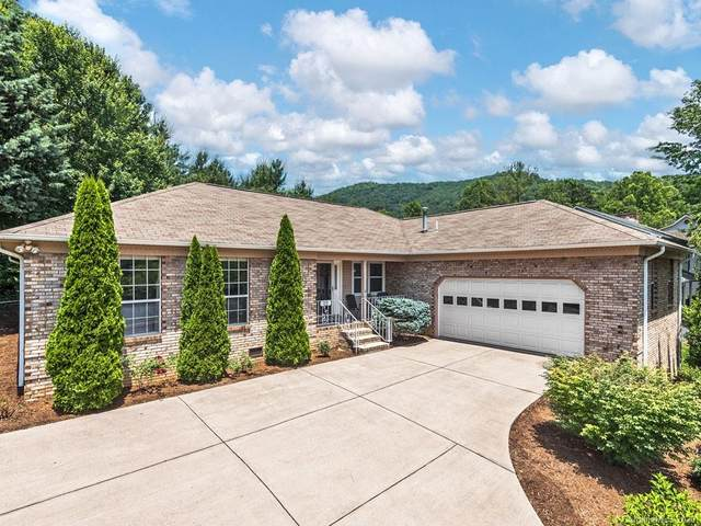 12 Park Avenue, Asheville, NC 28803 (MLS #3627699) :: RE/MAX Journey