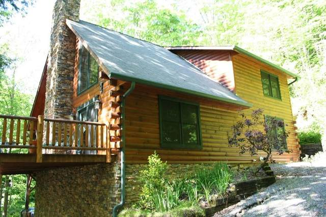 3548 Dicks Creek Road, Whittier, NC 28789 (#3627715) :: LePage Johnson Realty Group, LLC