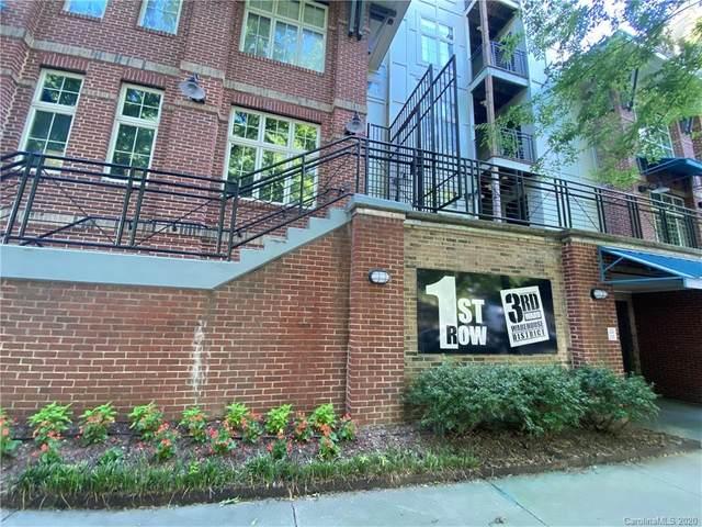 1101 1st Street #209, Charlotte, NC 28202 (#3627722) :: High Performance Real Estate Advisors