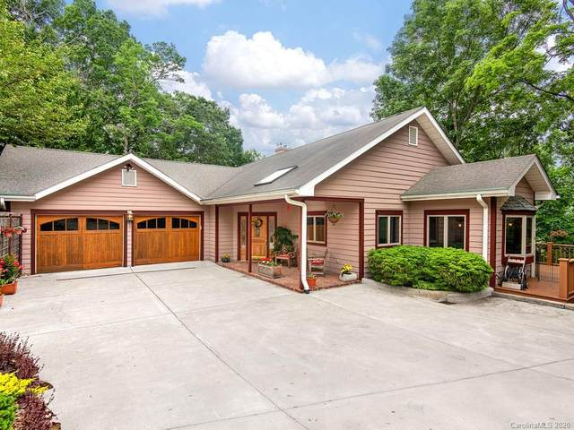 43 High Bluff Drive, Weaverville, NC 28787 (#3627741) :: Stephen Cooley Real Estate Group