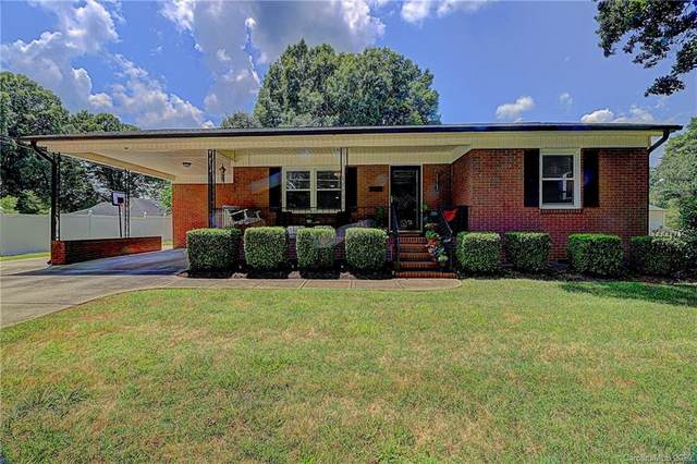 202 Kenwood Avenue, Cherryville, NC 28021 (#3627743) :: Rinehart Realty