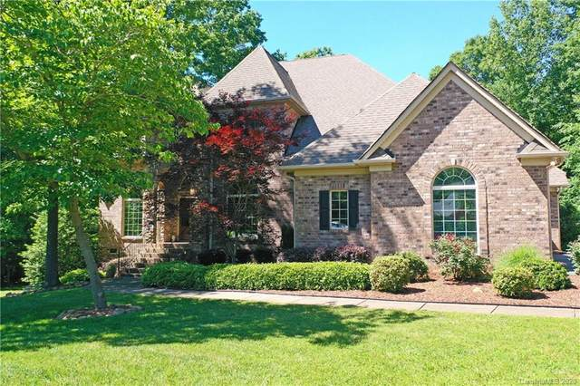 5608 Timber Falls Court, Waxhaw, NC 28173 (#3627821) :: High Performance Real Estate Advisors