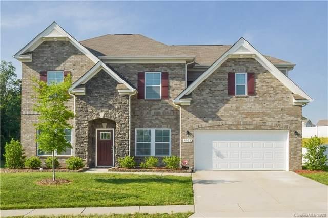 6022 Fazio Court, Harrisburg, NC 28075 (#3627878) :: Robert Greene Real Estate, Inc.
