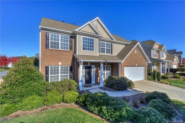 1505 Bay Meadows Avenue NW, Concord, NC 28027 (#3627893) :: MartinGroup Properties