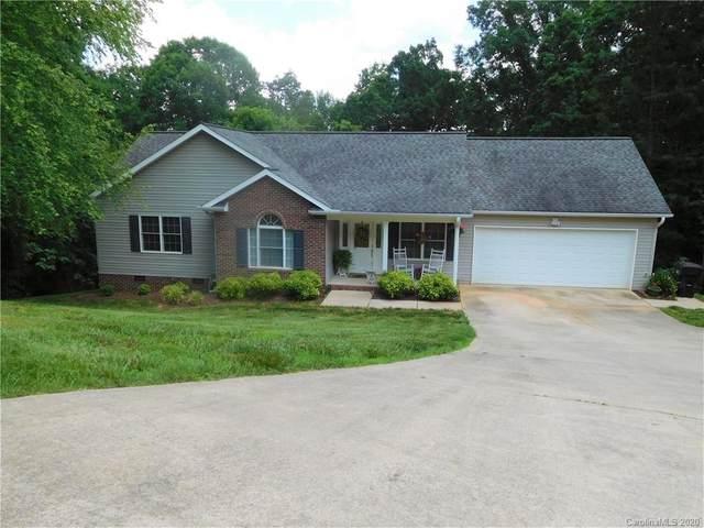 4145 Oakmont Lane, Hickory, NC 28602 (#3627934) :: Cloninger Properties
