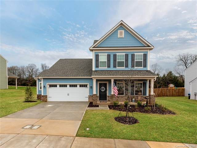 1018 Brooksland Place, Waxhaw, NC 28173 (#3627941) :: Charlotte Home Experts