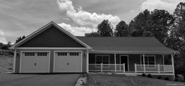 Lot #4 Blackberry Cove Drive #4, Mars Hill, NC 28754 (#3627966) :: The Sarver Group