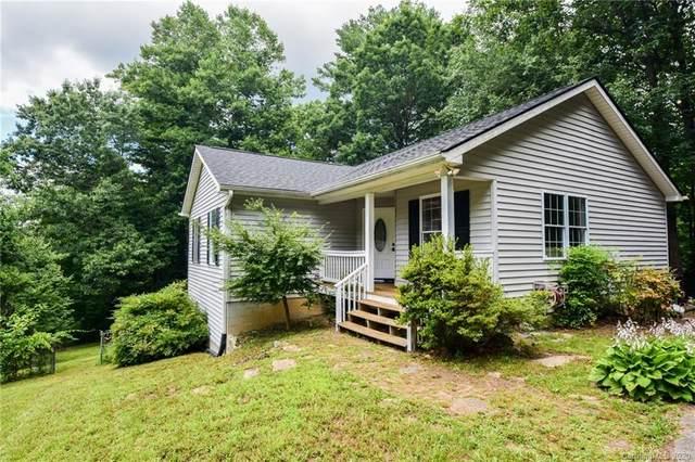 107 Pioneer Mountain Road, Hendersonville, NC 28791 (#3627984) :: Johnson Property Group - Keller Williams