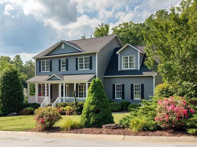 7 Whitleigh Court, Arden, NC 28704 (#3627989) :: Austin Barnett Realty, LLC
