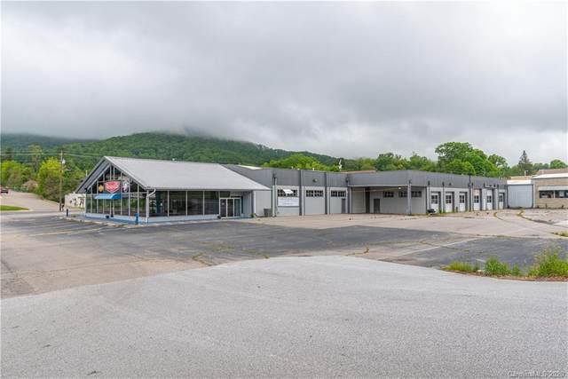 627 W Main Street, Burnsville, NC 28714 (#3628011) :: MartinGroup Properties