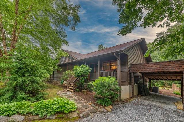 88 Denny Lane, Hendersonville, NC 28792 (#3628023) :: Keller Williams Professionals