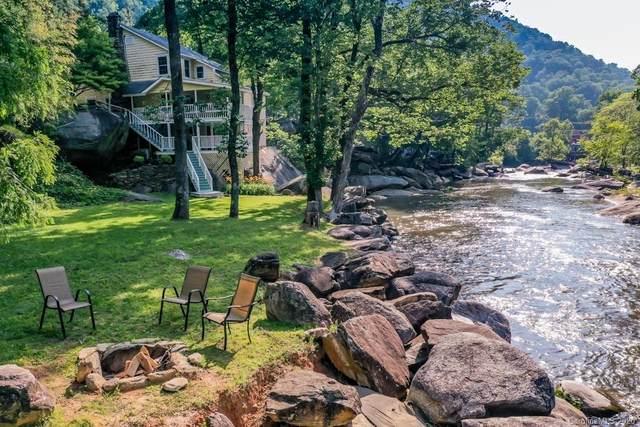 533 Main Street, Chimney Rock, NC 28720 (#3628063) :: DK Professionals Realty Lake Lure Inc.