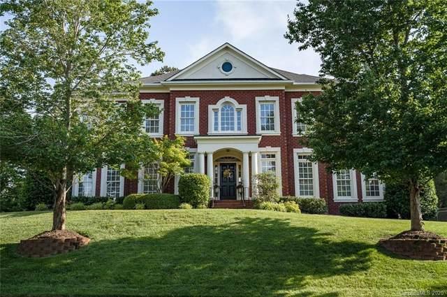14916 Northgreen Drive, Huntersville, NC 28078 (#3628084) :: High Performance Real Estate Advisors