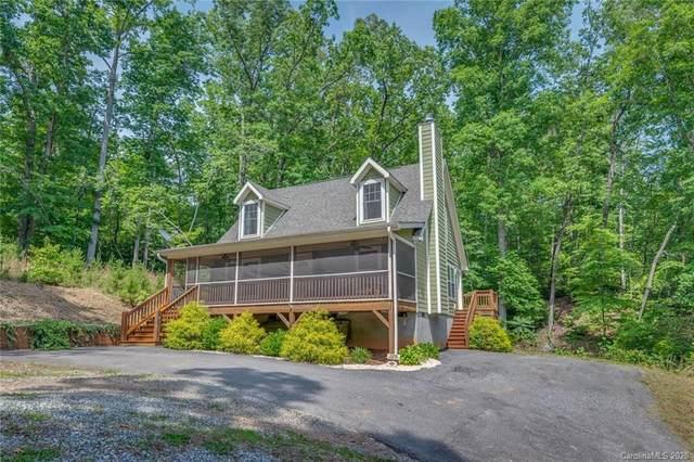 162 Adams Lane, Lake Lure, NC 28746 (#3628096) :: MartinGroup Properties