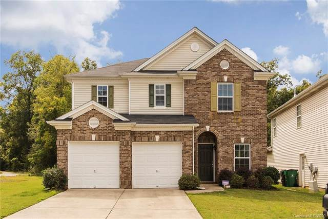 10015 Rocky Ford Club Road, Charlotte, NC 28269 (#3628097) :: Homes Charlotte